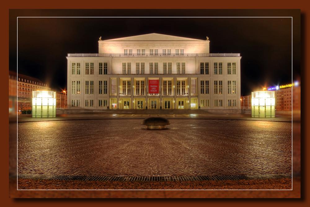 Impressionen vom Augustusplatz zu Leipzig II