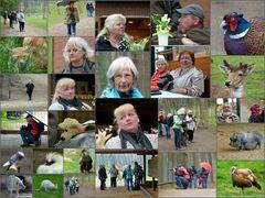 Impressionen vom FC-Treffen im Wildpark Granat !