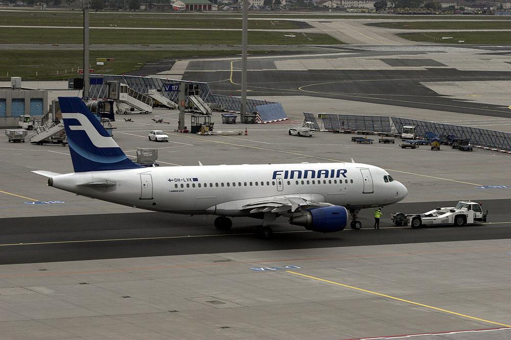 Impressionen vom Flughafen Frankfurt - 23