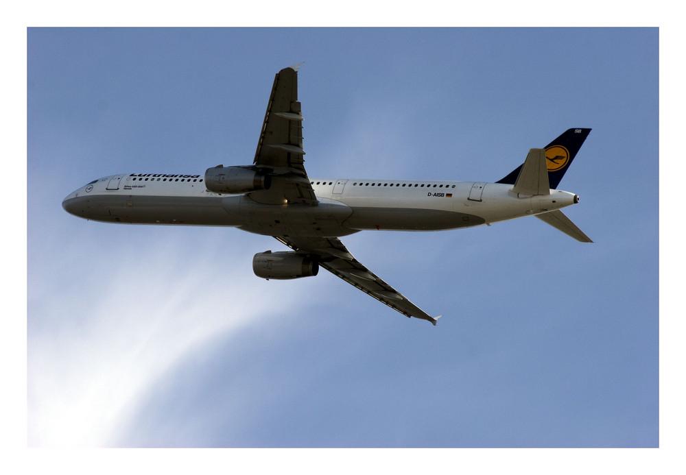Impressionen vom Flughafen Frankfurt - 29