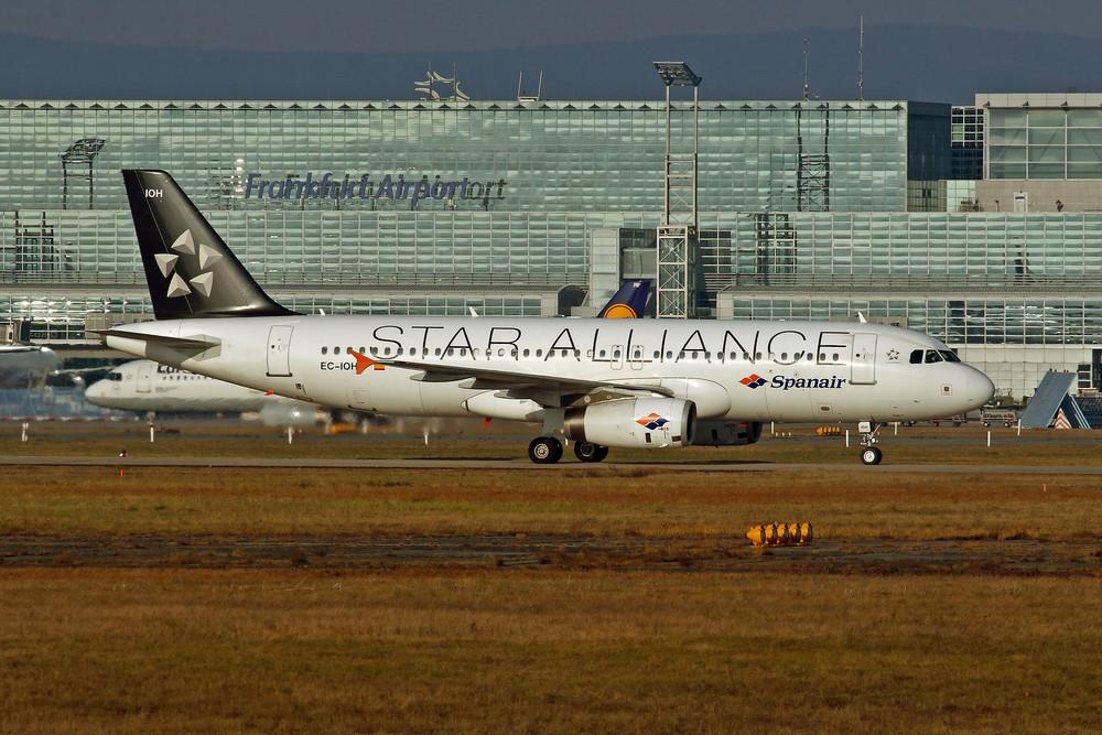 Impressionen vom Flughafen Frankfurt - 77