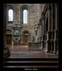 *** Impressionen vom Kaiserdom zu Mainz ***