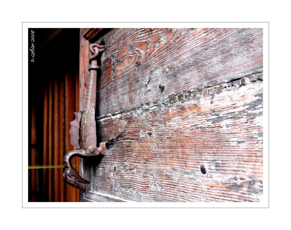 Impressionen vom Lago Maggiore 2008/17 ( Details Türen und Tore 22 )
