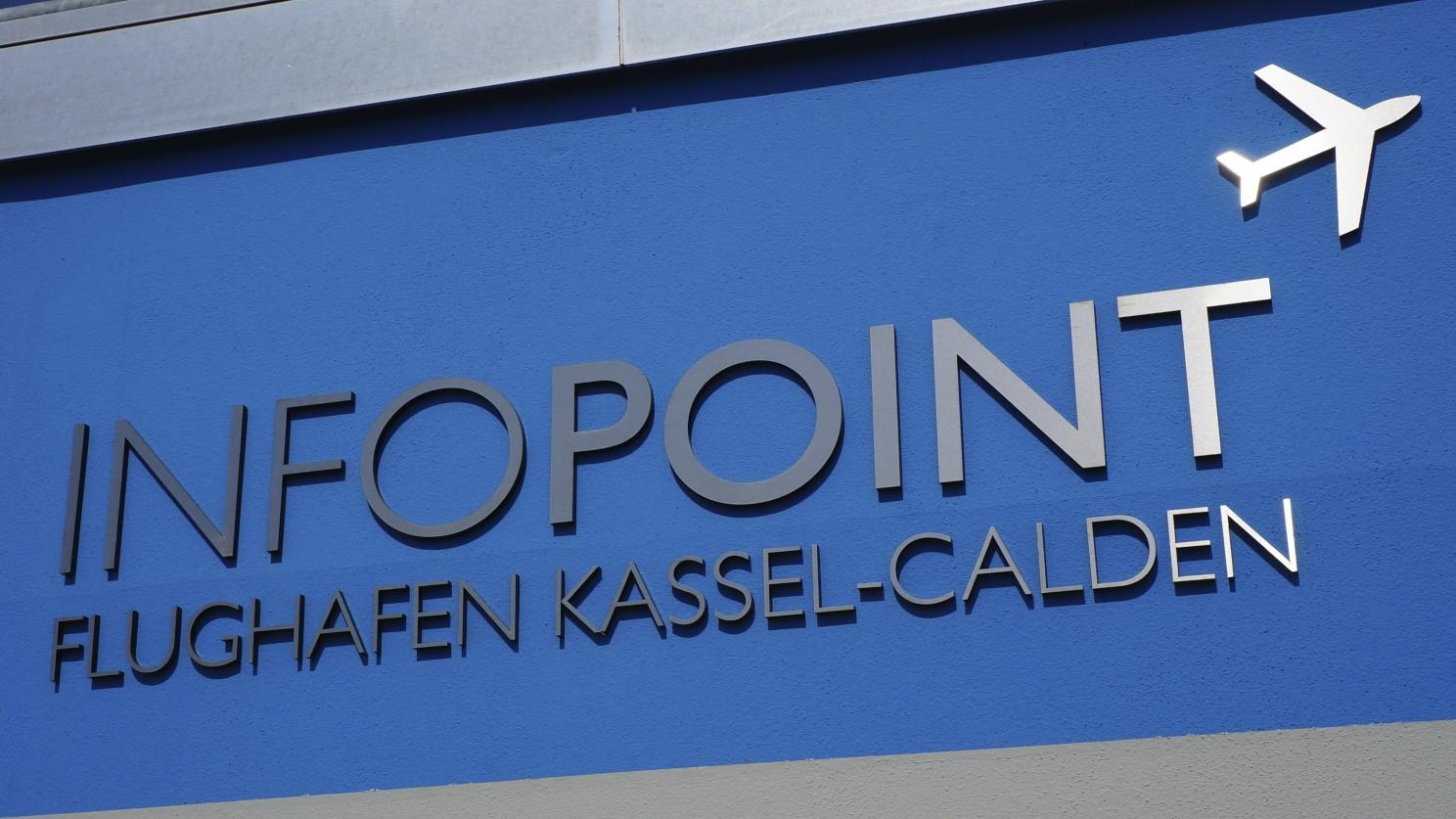 Impressionen vom neuen Flughafen Kassel - Calden 4