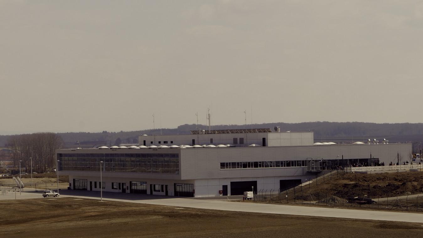 Impressionen vom neuen Flughafen Kassel - Calden 5