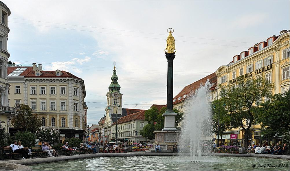 Impressionen von Graz,