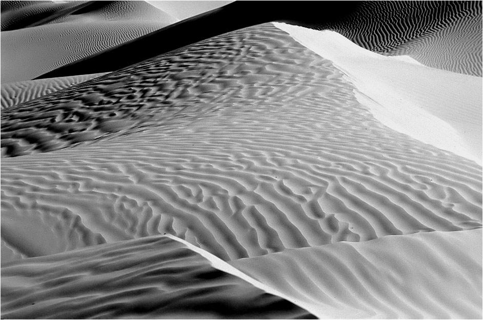 impressions de dunes