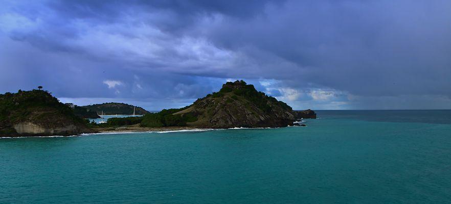 Impressions of Caribbean - Antigua - Motiv vom Weltenbummler