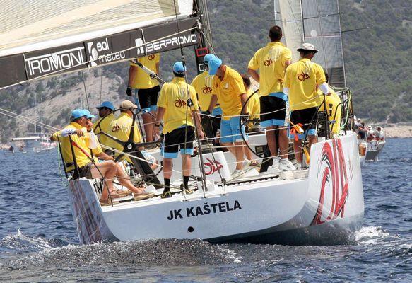 IMS European Championship 2007, Cres, Croatia