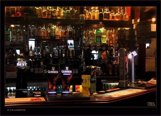 In a Scottish Pub