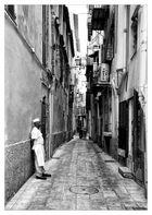 In alten Gassen von Nizza