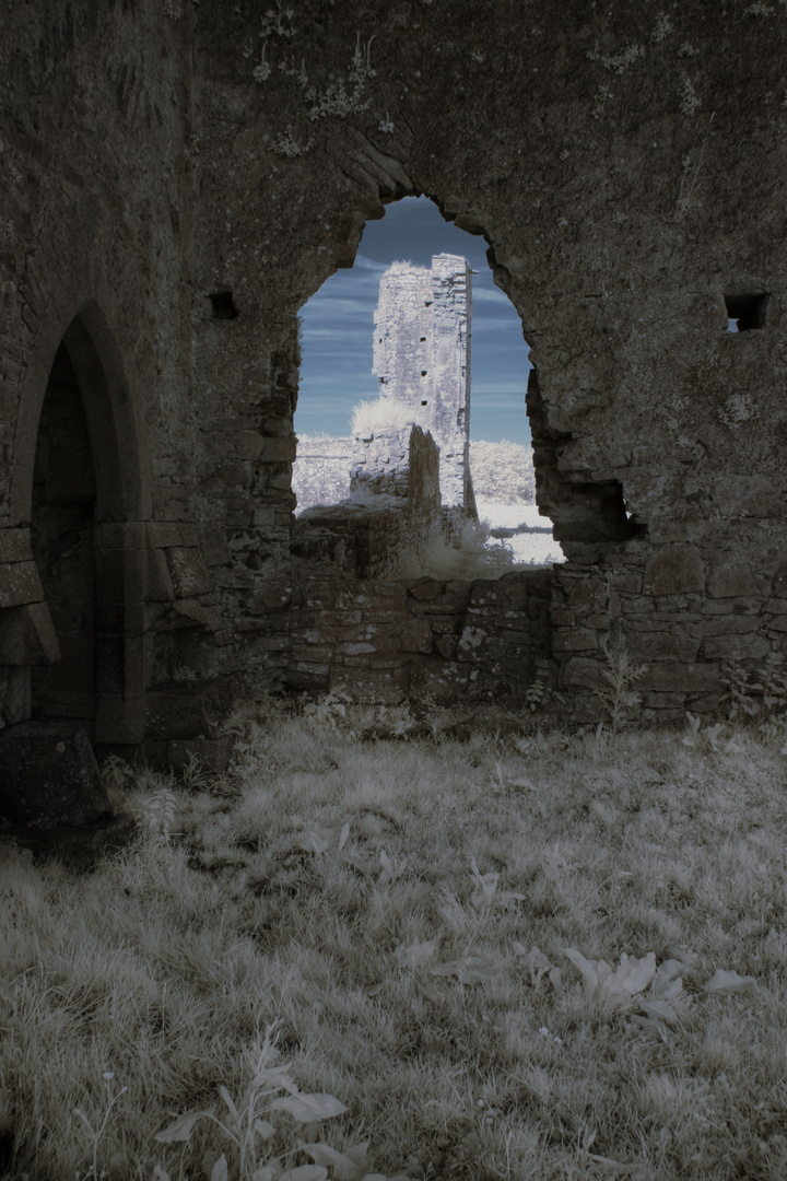 In and out of Ballybeg Priory