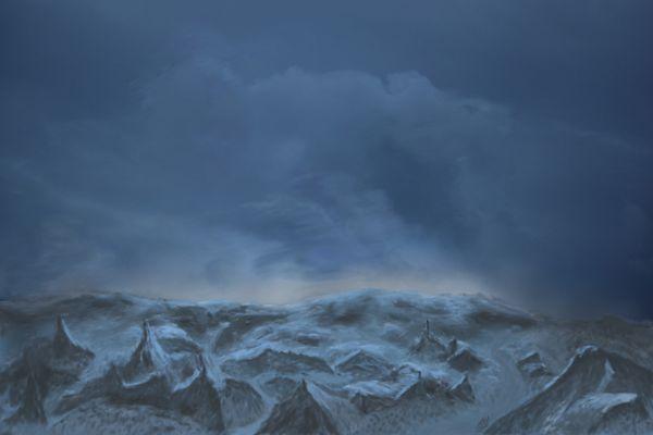 In Another World - ein Sturm zieht auf