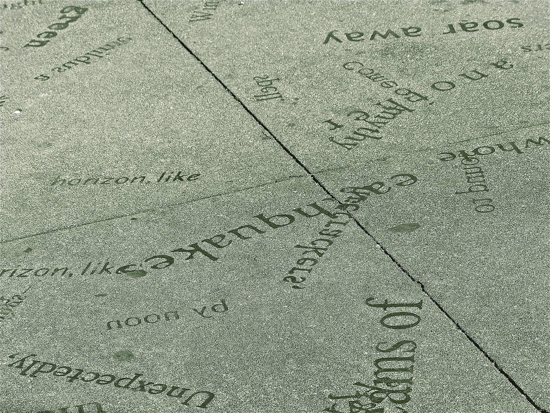 In Beton geschrieben