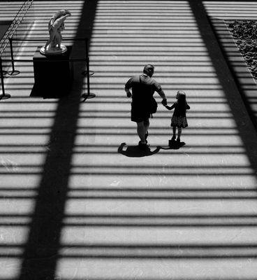In Between the lines.