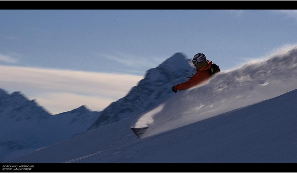 In Bewegung... - Scuol/ Graubünden