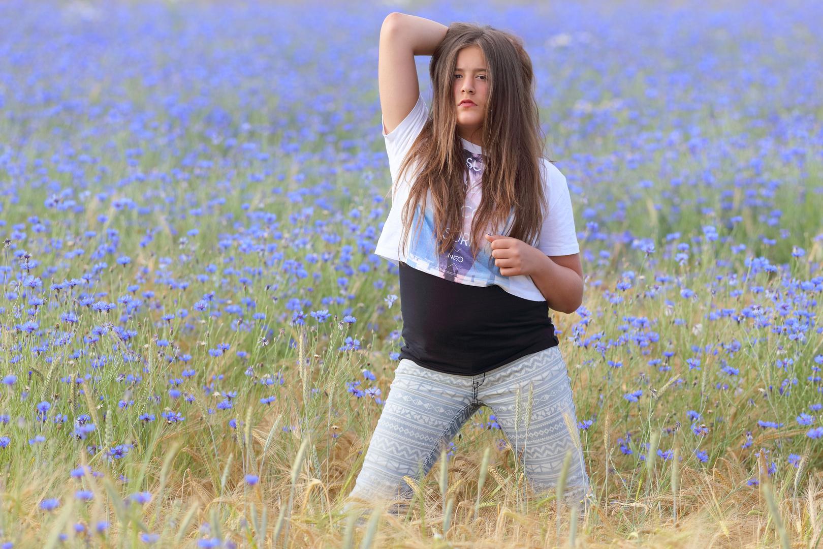 °in Blue II °