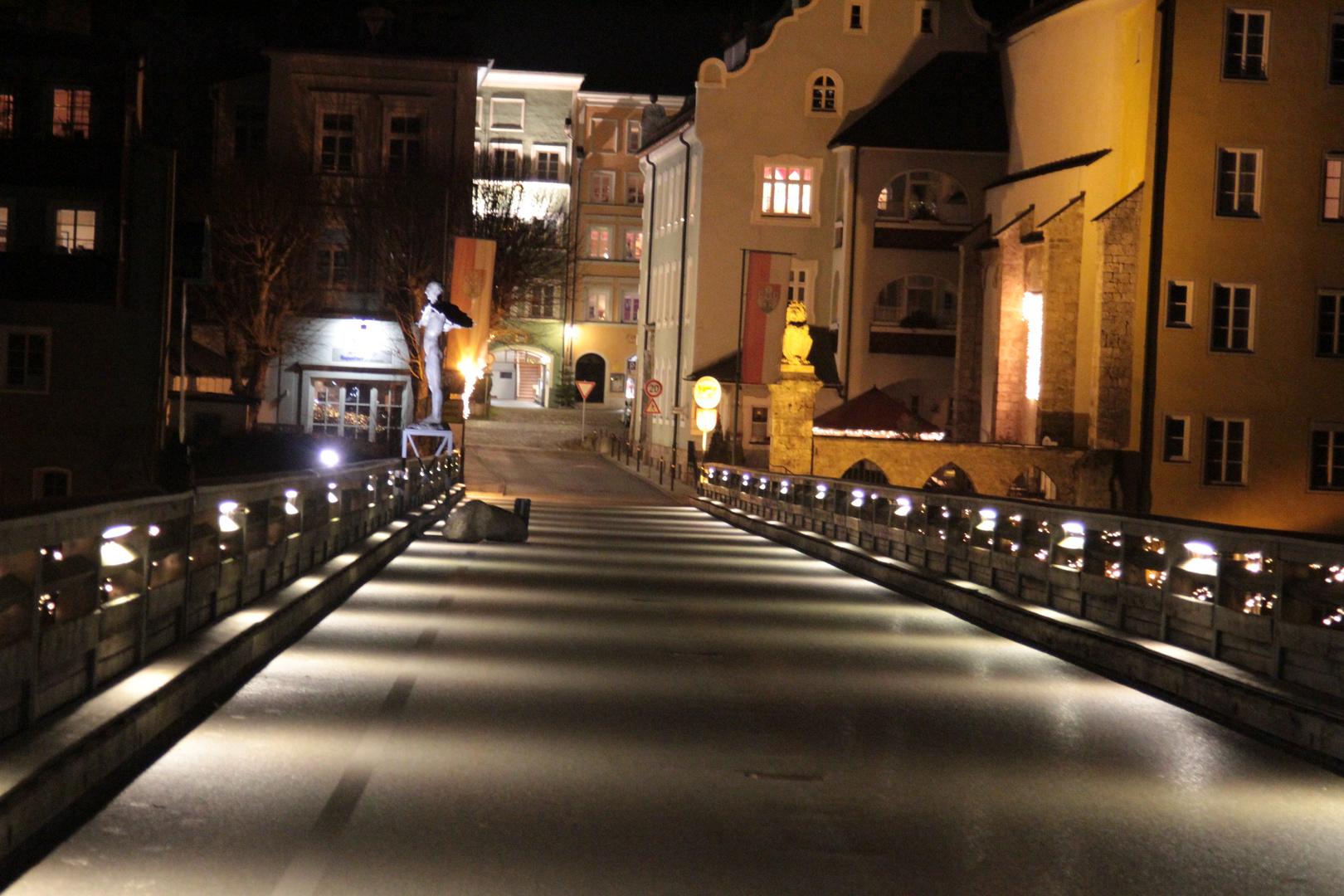 In Burghausen