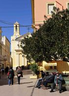In Carloforte auf der Isola di San Pietro