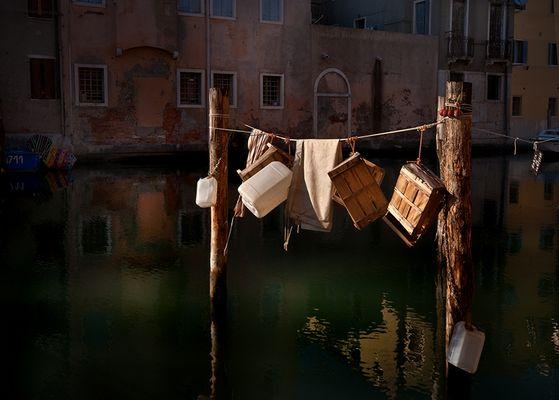 In Chioggia...
