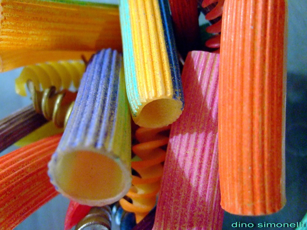 in cucina: colore ...e sapore