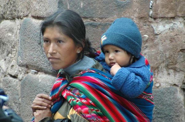 in Cuzco/Peru