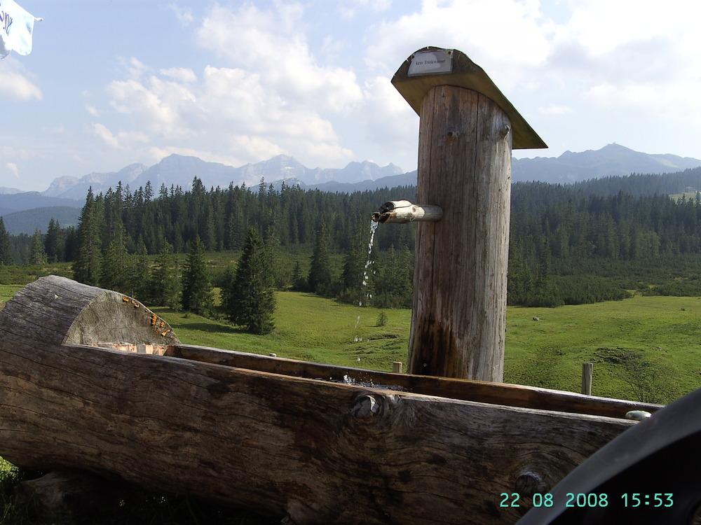In den Bergen-Brunnen