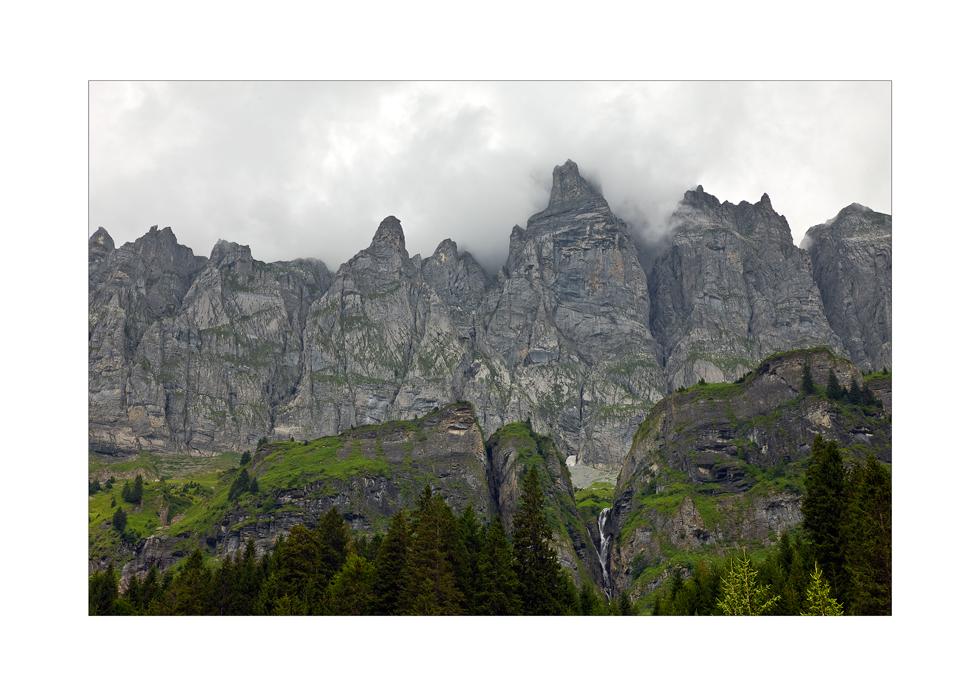 In den CH-Alpen