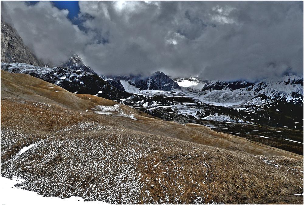 In den Dolomiten III