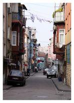 in den Gasse von Istanbul