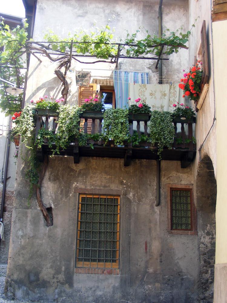 In den Gassen Italiens