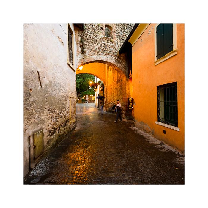 In den Gassen von Borghetto di Valeggio