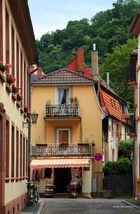 in den Gassen von Heidelberg