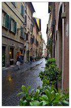 In den Gassen von Rom!