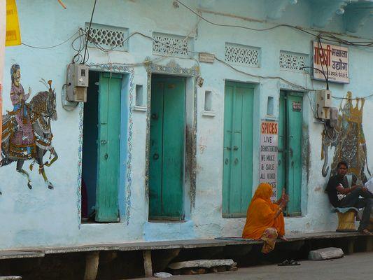 In den Gassen von Udaipur