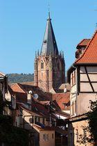 In den Gassen von Wissembourg