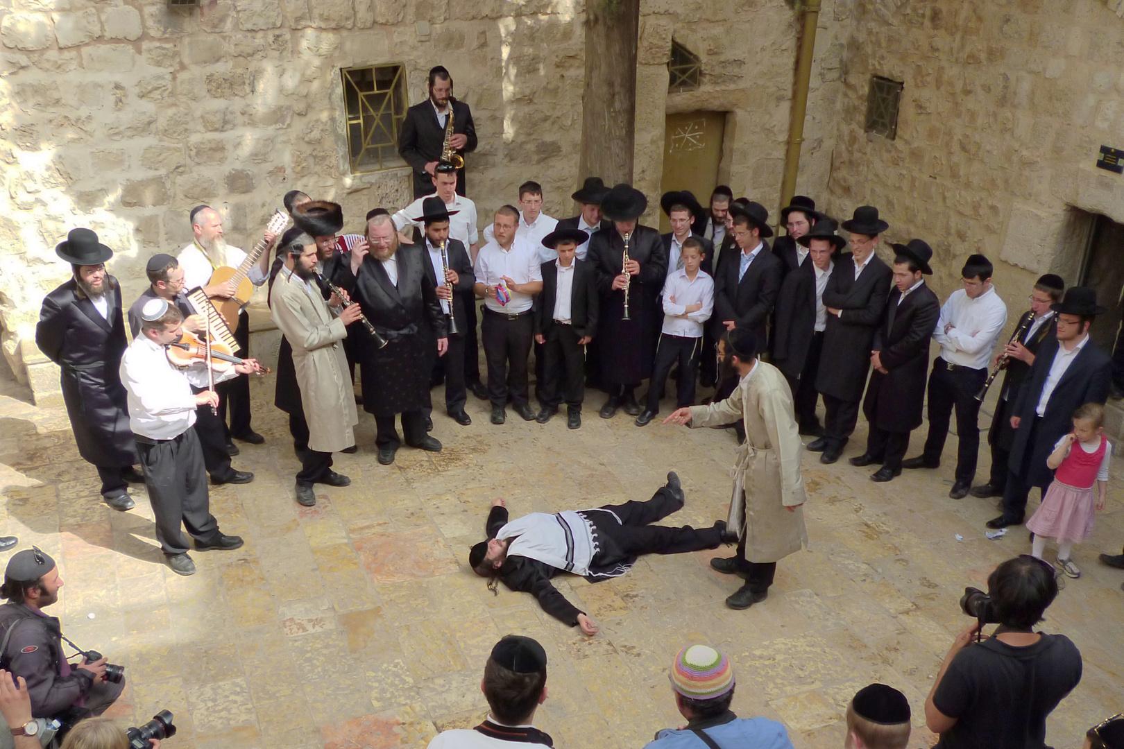 In den Höfen Jerusalems