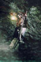 In den Höhlen.......