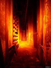 In den Katakomben der Jahrhunderthalle - II