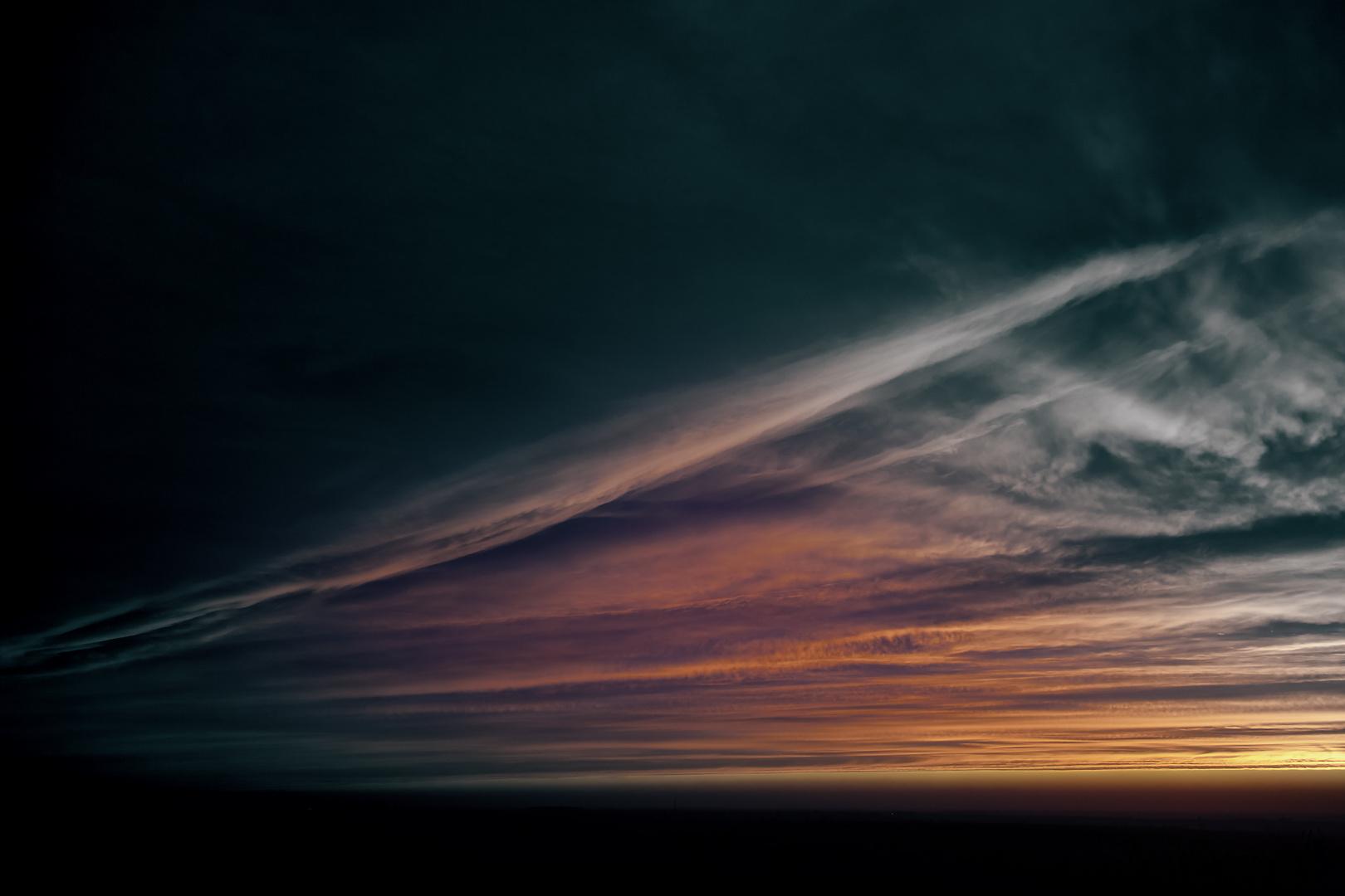 In den Morgen flieg ich - meine Sorgen besieg ich - wohlan ins Glück des Tages