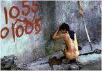 In den Slums von Manila