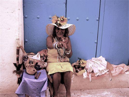 In den Strassen Havannas