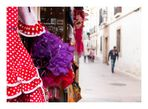 in den Straßen von Granada
