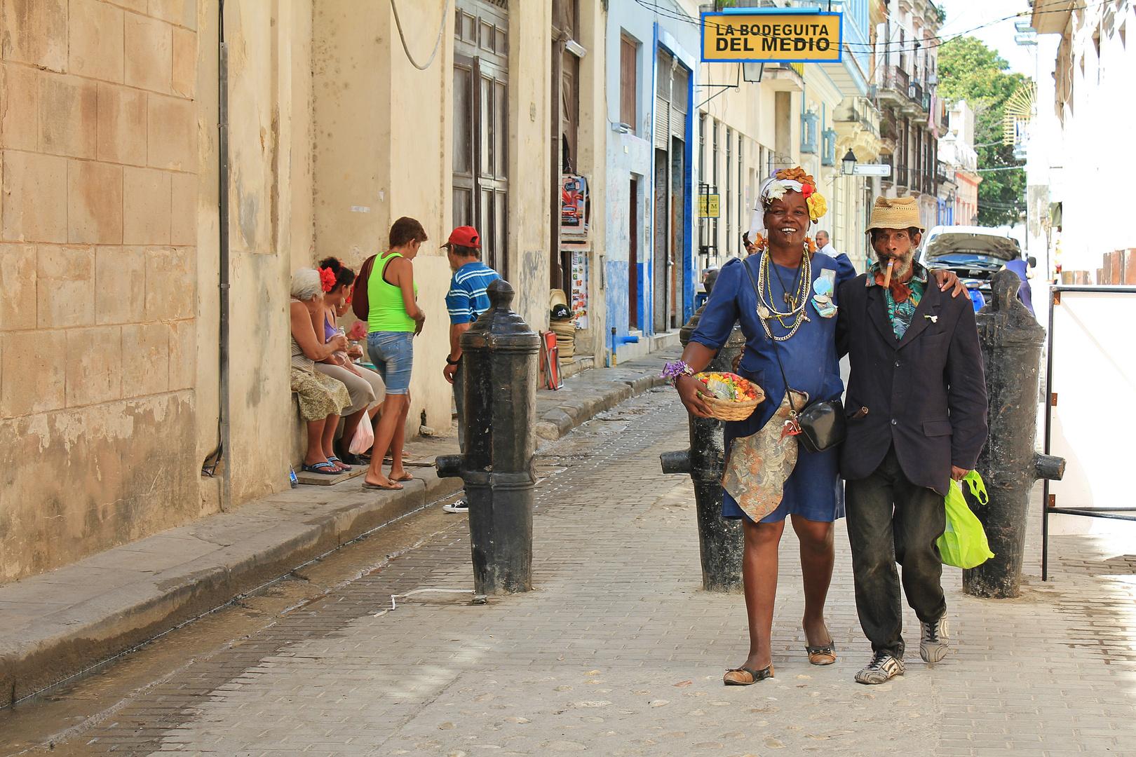 in den Strassen von Havanna 1