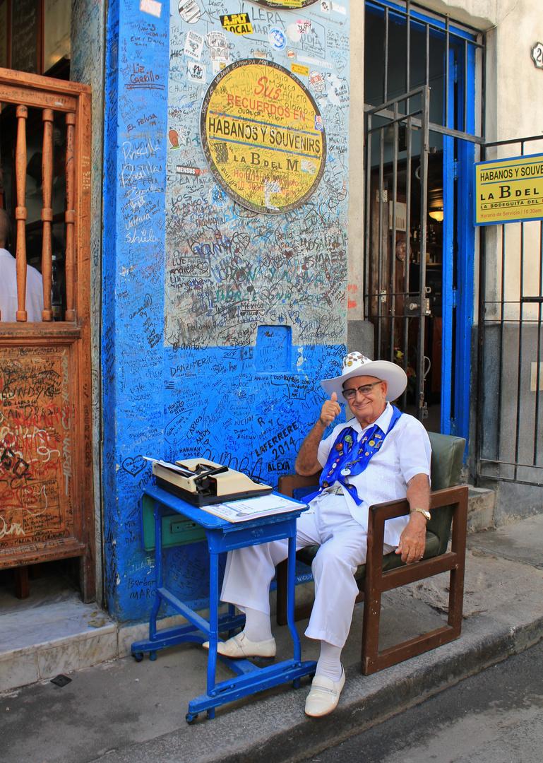 in den Strassen von Havanna 2