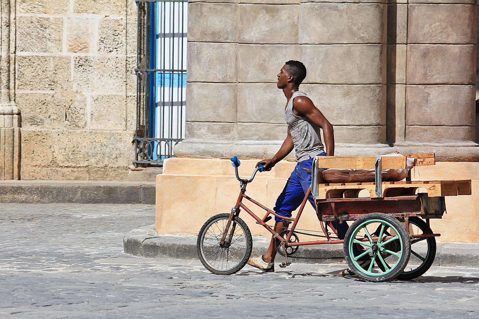 in den Strassen von Havanna 3