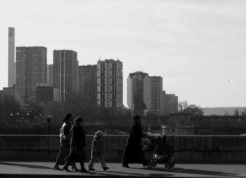 In den Straßen von Paris - 2 -
