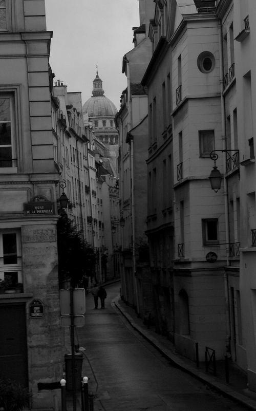 In den Straßen von Paris - 4 -