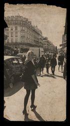 in den Straßen von St. Germain