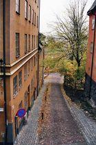 In den Strassen von Stockholm